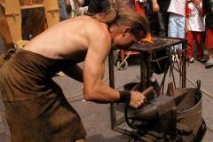 Předvádění řemesla