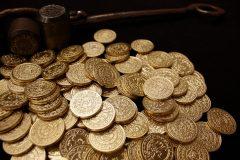 Ražba mincí - Ilustrační foto